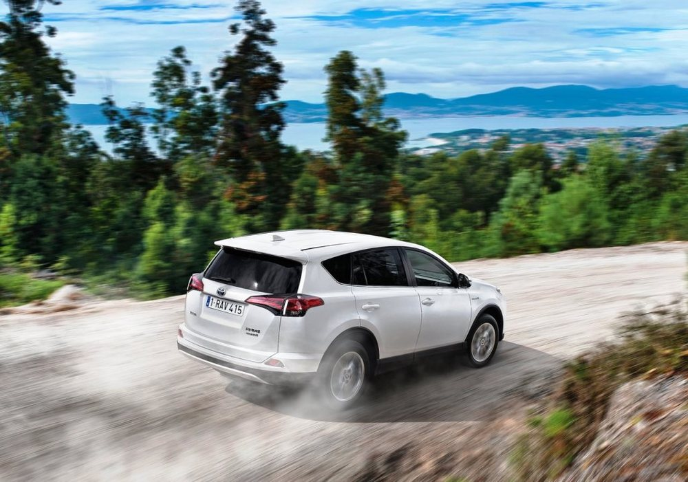 Toyota RAV4 2017 Top