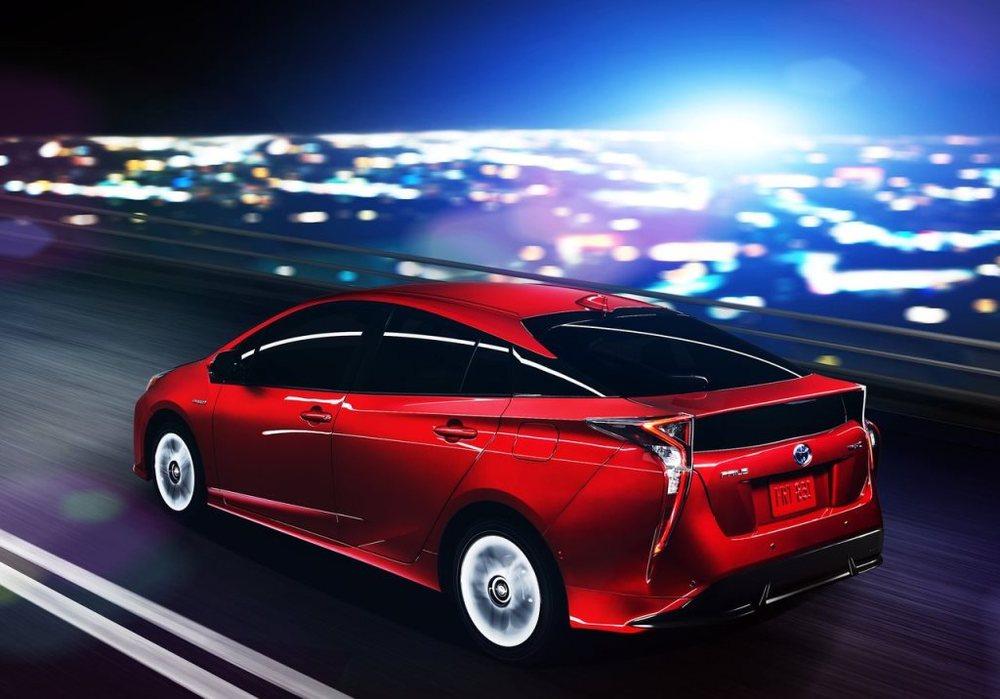 Toyota Prius 2017 Rear