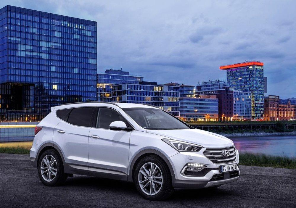 Hyundai Snata Fe