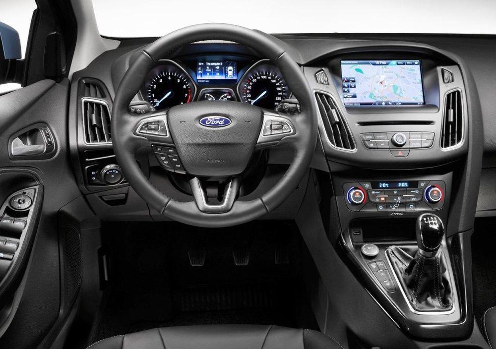 Ford Focus 2017 Interior