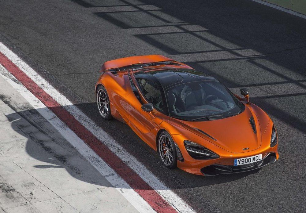 McLaren 720S 2017 Front