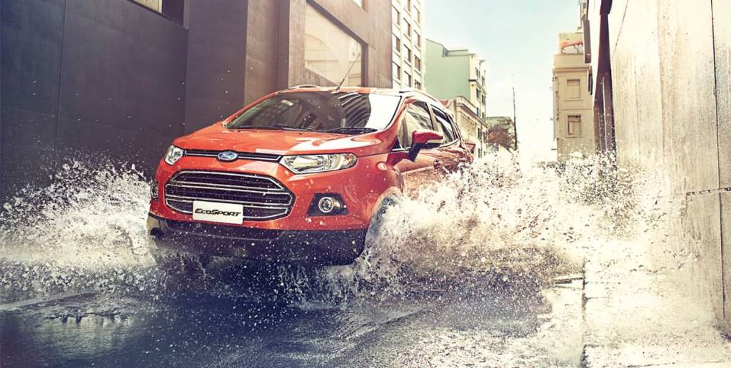 Image Result For Ford Ecosport Qatar Review