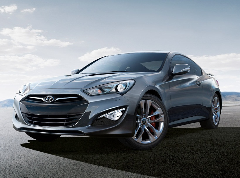 Hyundai Genesis Coupe 2017 in Saudi Arabia