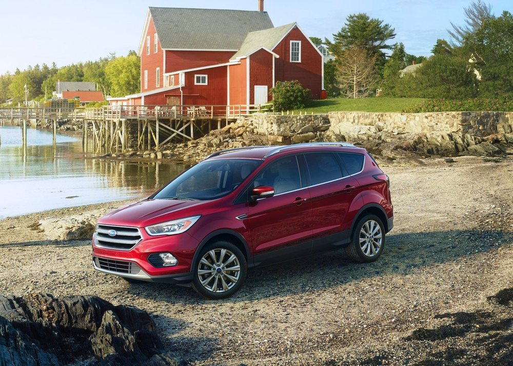 Ford Escape 2017 Front