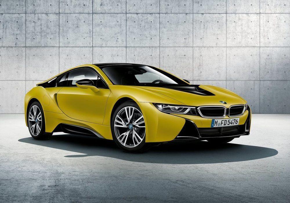 BMW i8 2017 Front
