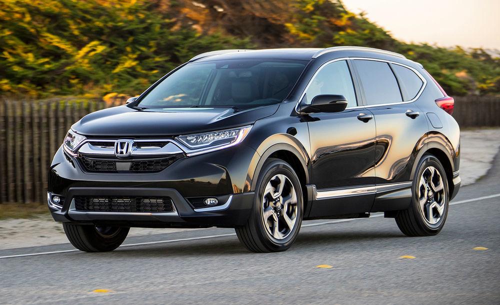 Honda Crv 2017 Front Left