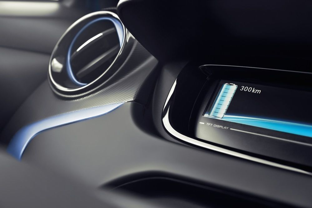 Renault Zoe Long Range 2018 Interior