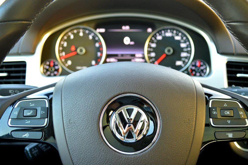 Volkswagen Touareg 2017 Interior - 2