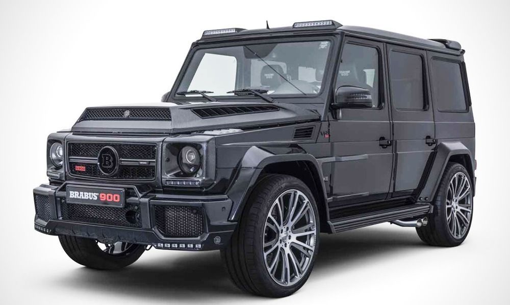 Brabus 900 One of Ten 2018 front left