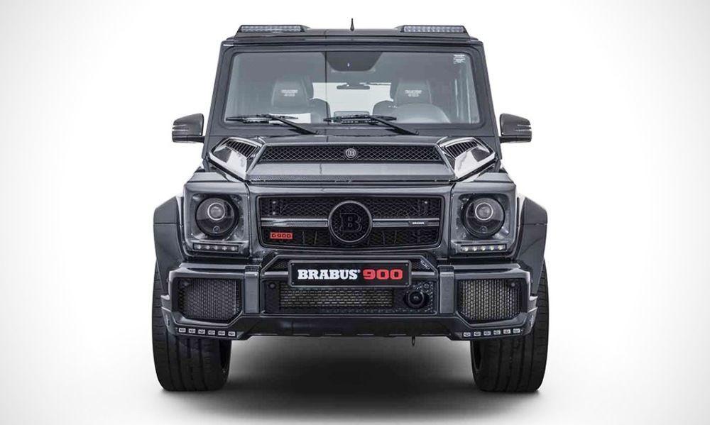 Brabus 900 One of Ten 2018 front