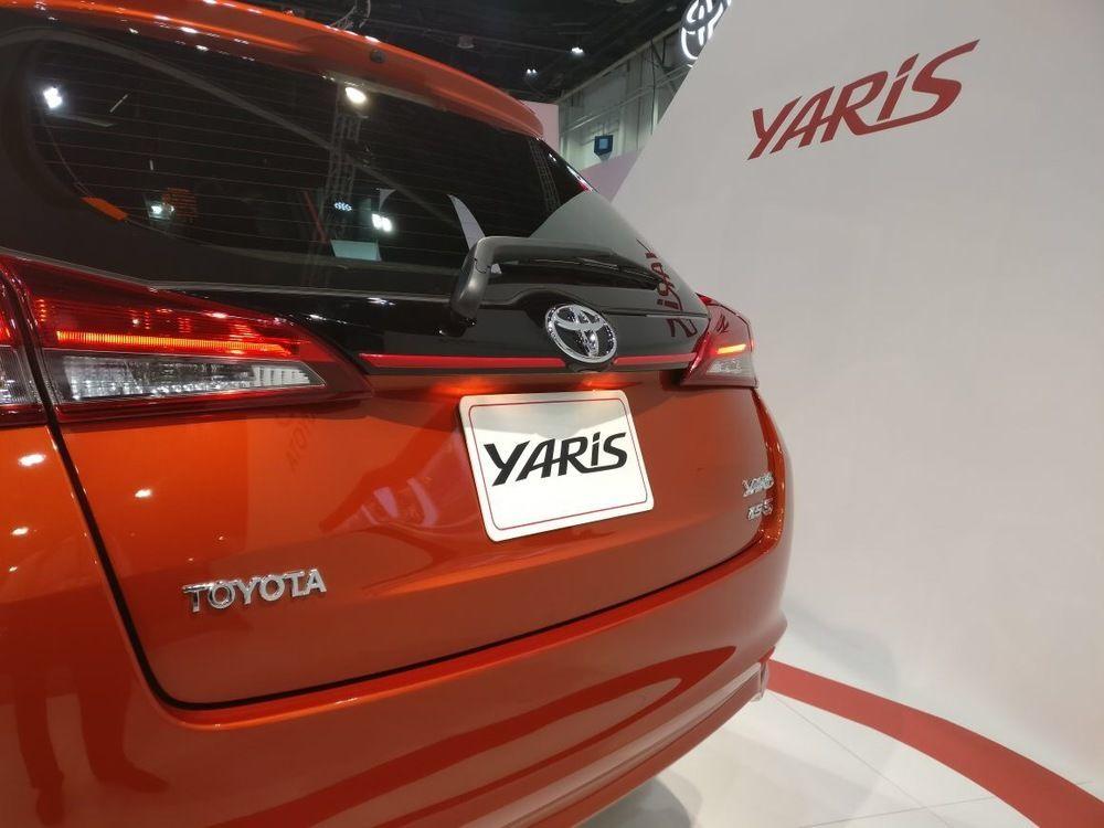 2018 Toyota Yaris Hatchback UAE