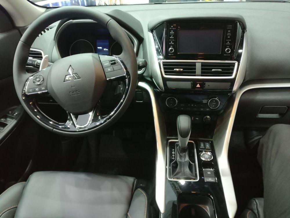 Mitsubishi Eclipse Cross 2018 Interior