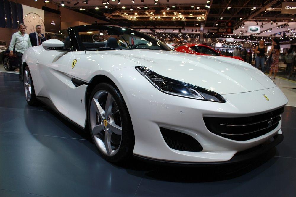 Ferrari Portofino 2018 front right