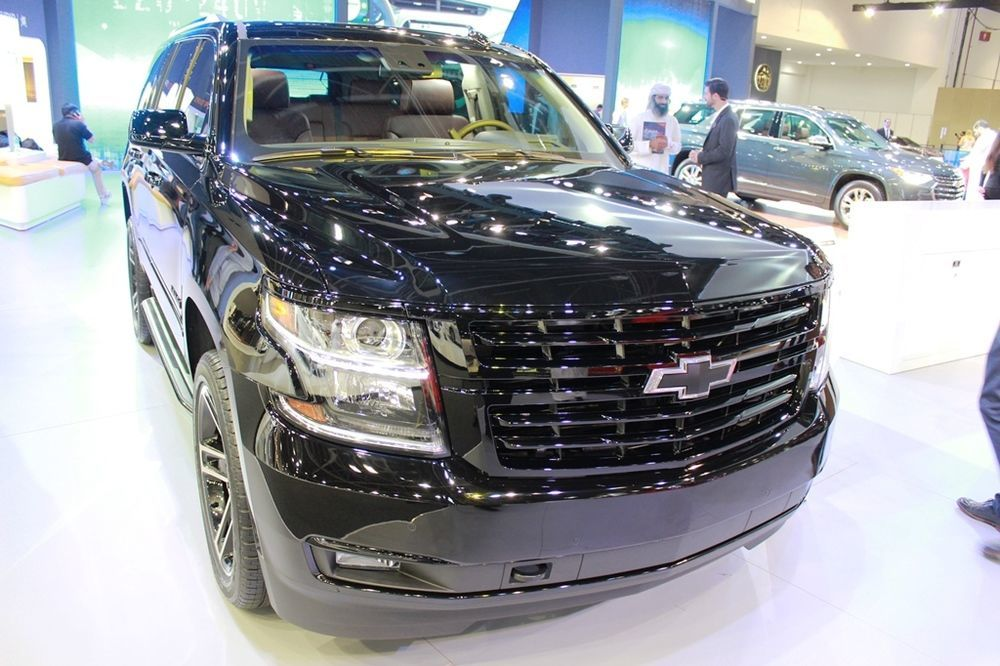 Chevrolet Tahoe RST 2018 front