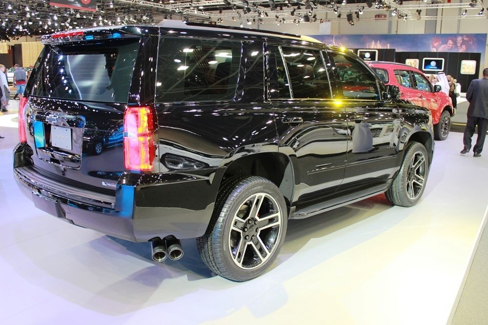 Chevrolet Tahoe RST 2018 rear right