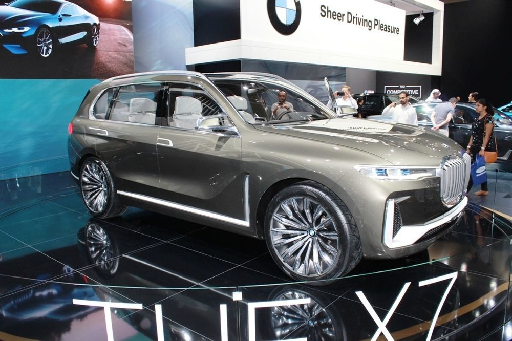 Top 3 Luxury Cars 2018: Top 3 Concept Cars At The 2017 Dubai Motor Show