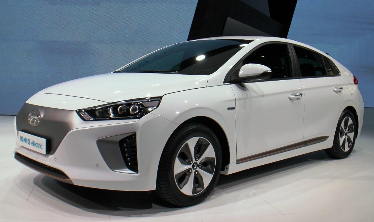 2018 Hyundai Ioniq Unveiled At The Dubai Motor Show Uae