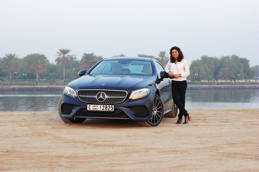 Mercedes benz E Class 2018 Coupe