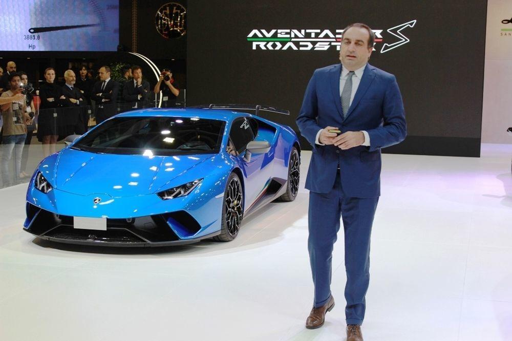 Lamborghini Performante 2018