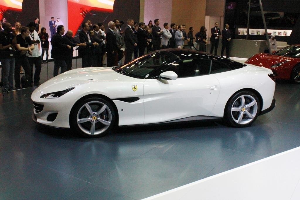 Mazda 2018 Pick Up >> 2018 Ferrari Portofino stuns at Dubai Motor Show | Oman - YallaMotor