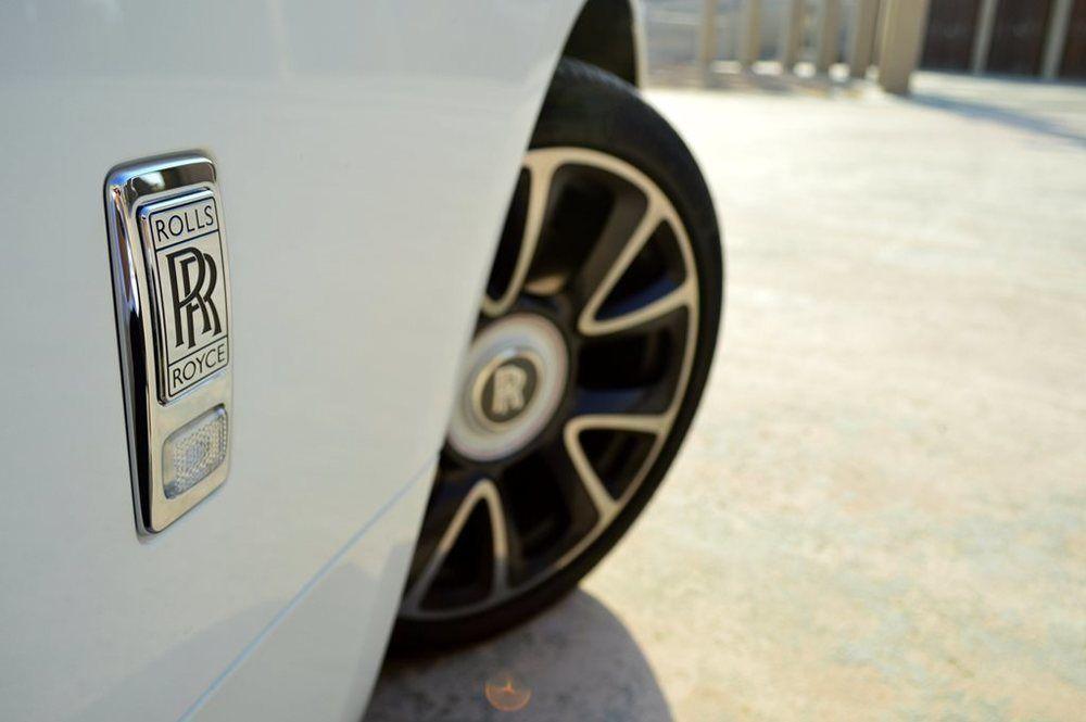 Rolls Royce Wraith Spirit of the Union Wheels
