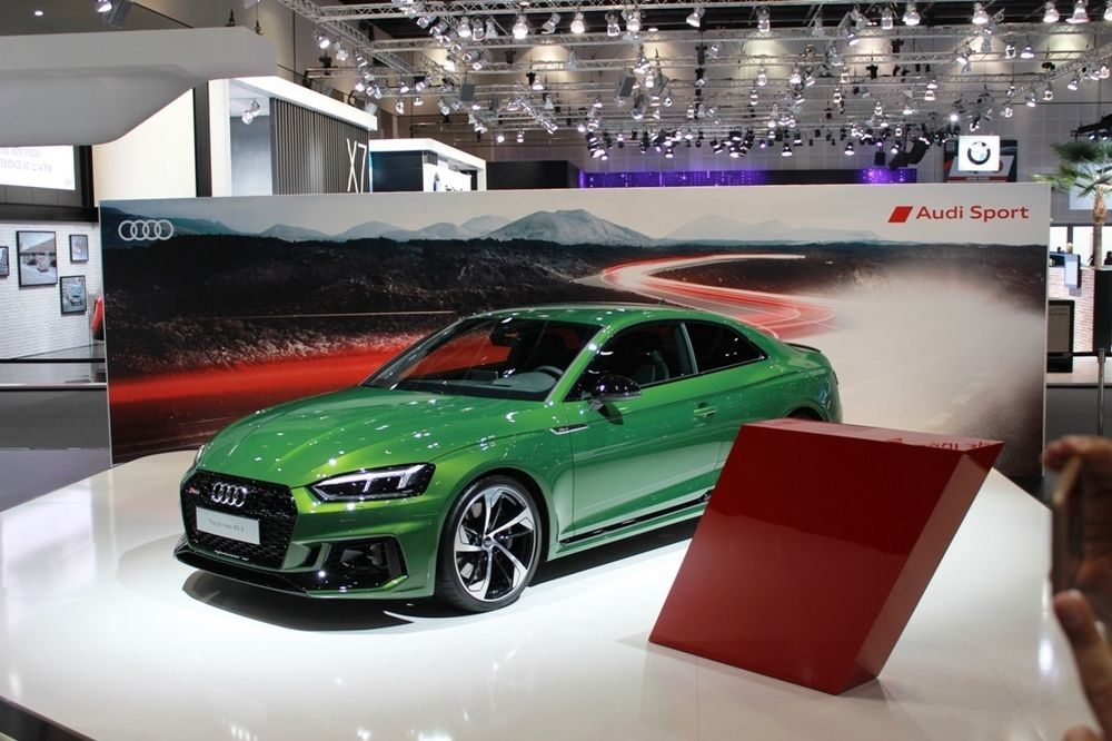Audi RS5 2018 Front