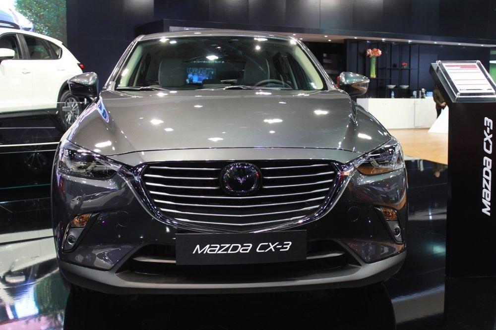 Mazda CX3 2018 Front