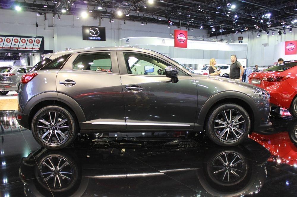 Mazda CX3 2018 Side