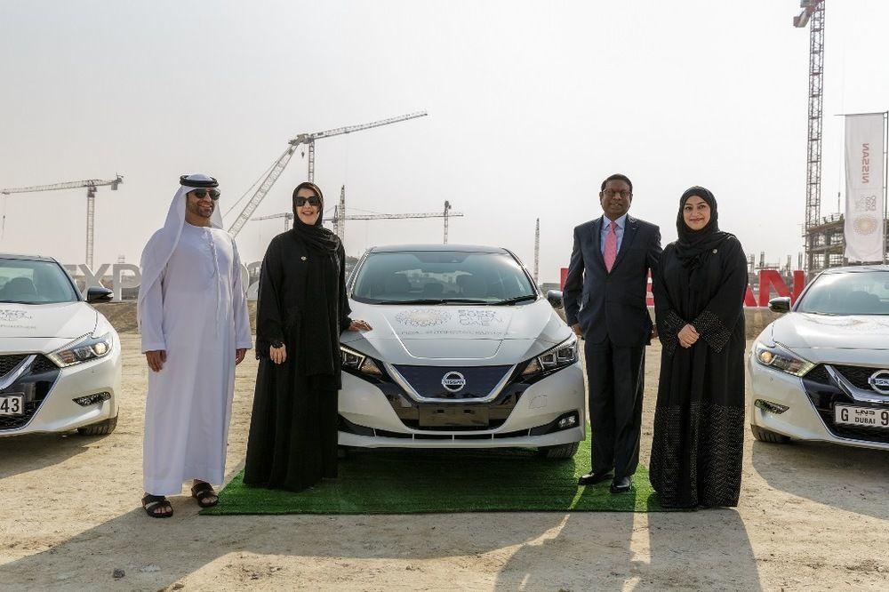 Nissan Expo202 Dubai