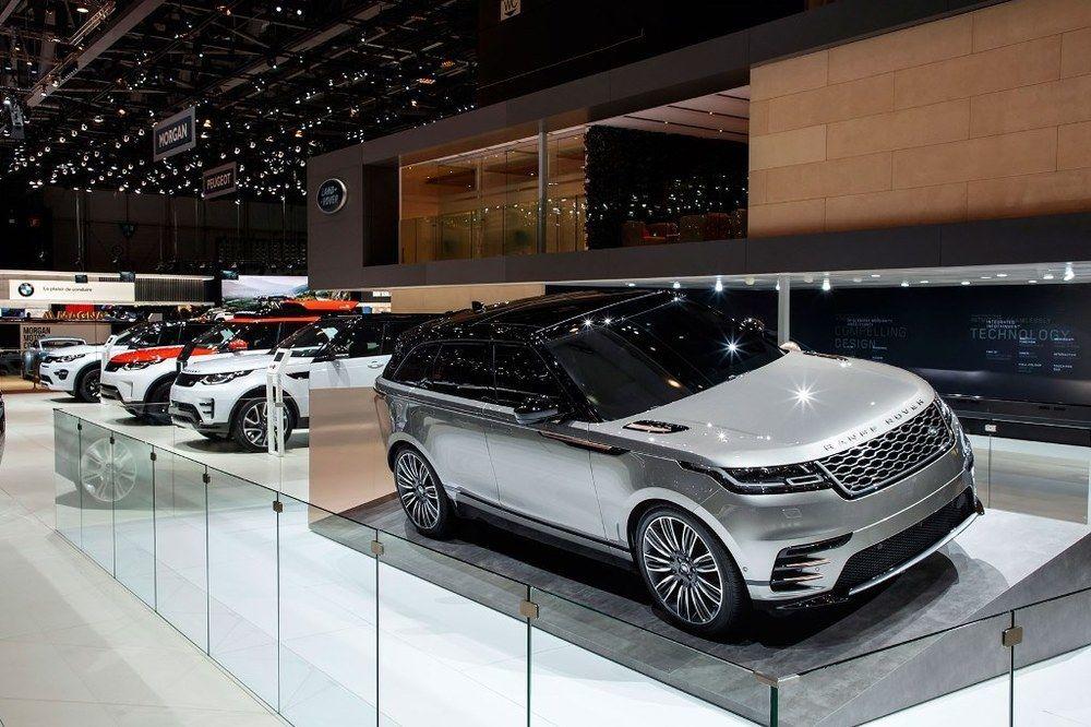 Land Rover Range Rover Velar 2018 Dubai Motor Show