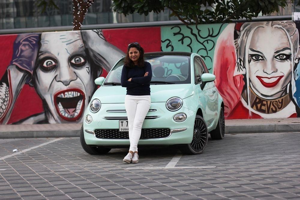 Fiat 500 2018 Front