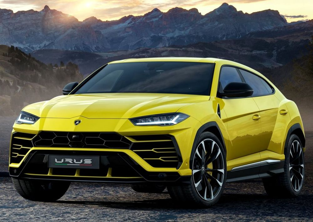 3 Strange Things About The Lamborghini Urus Qatar Yallamotor