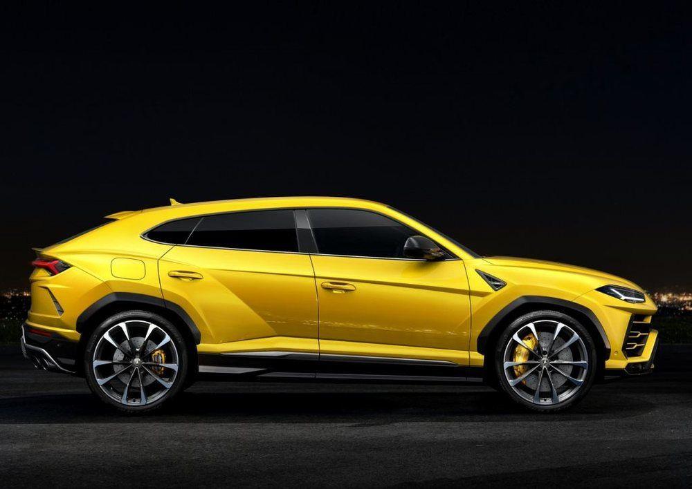 Lamborghini Urus 2018 Side