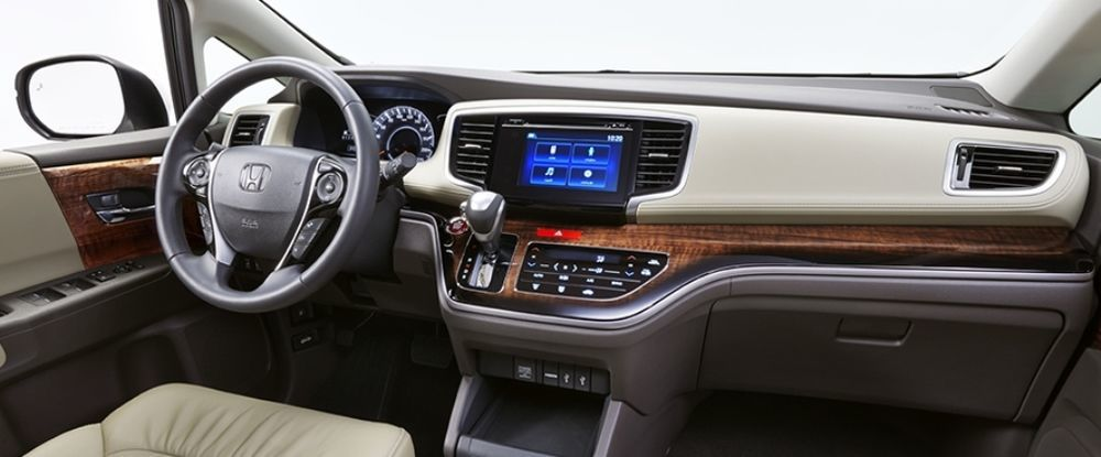Honda Odyssey J 2018 Interior