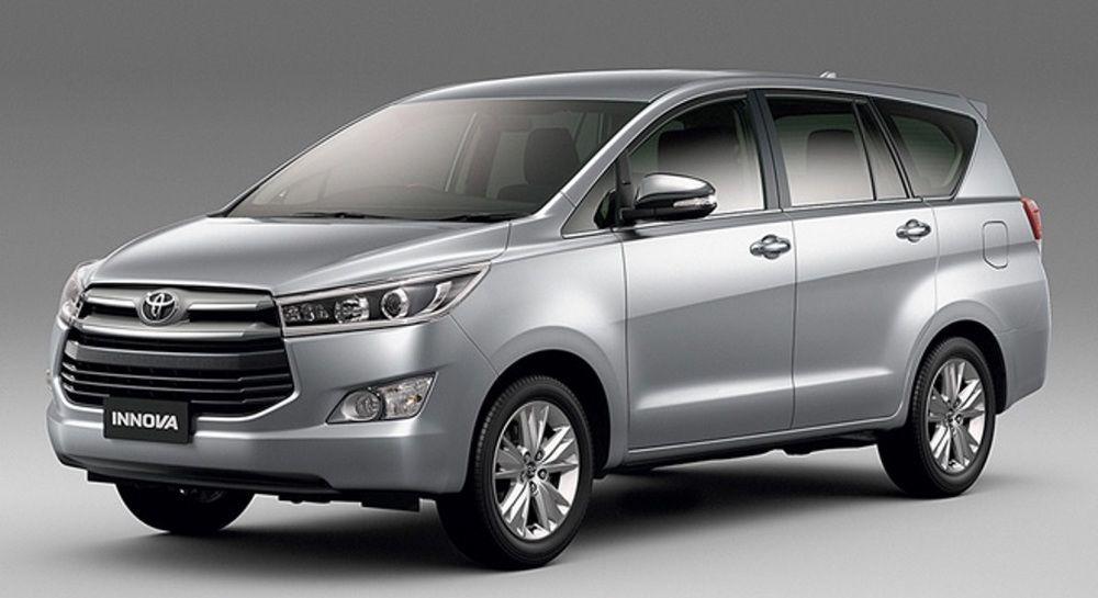 Toyota Innova 2018 Front