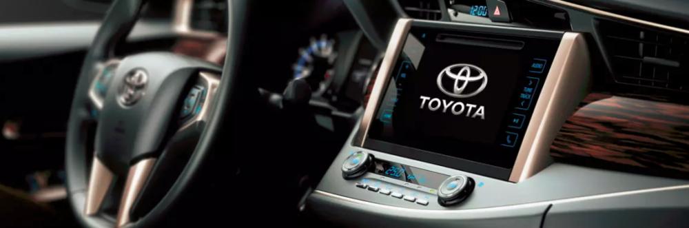 Toyota Innova 2018 Interior