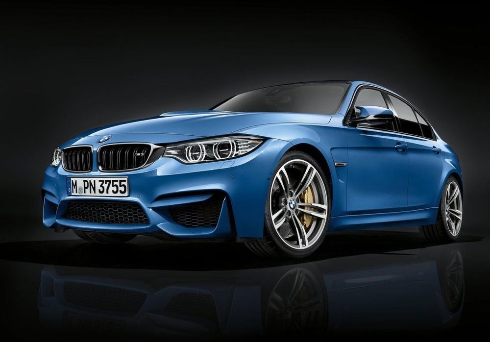 BMW M3 2018 Front