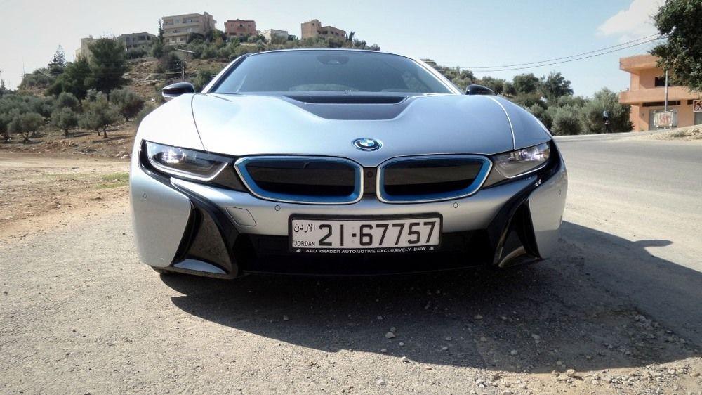 BMW I8 2018 Front