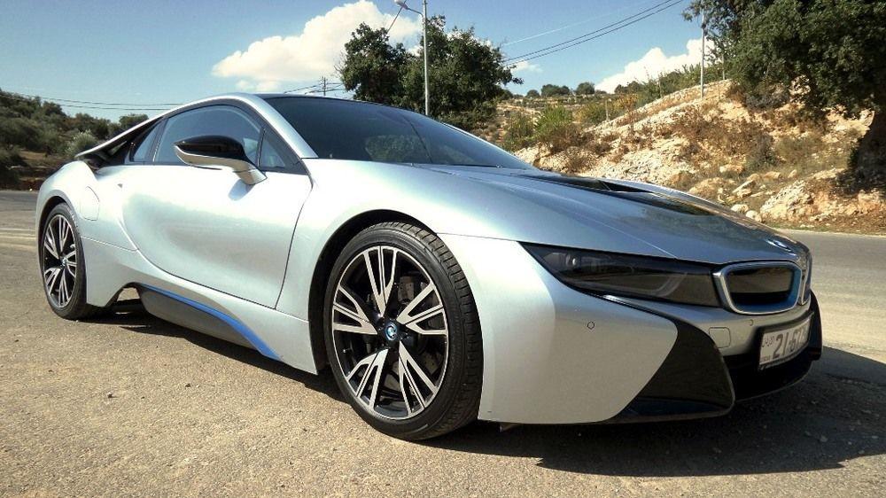 BMW I8 2017 Front -2