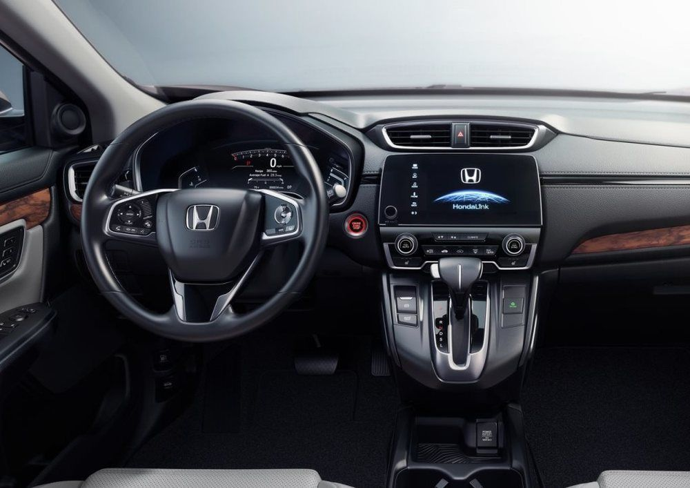 Honda CR V 2018 Interior