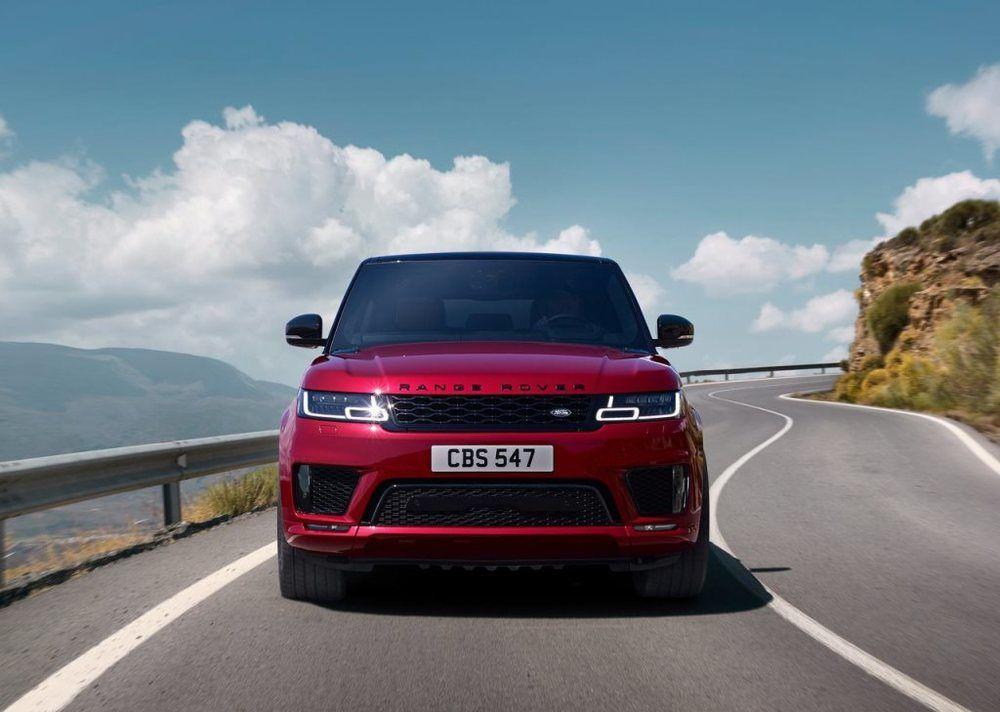 Range Rover Sport 2018 Front