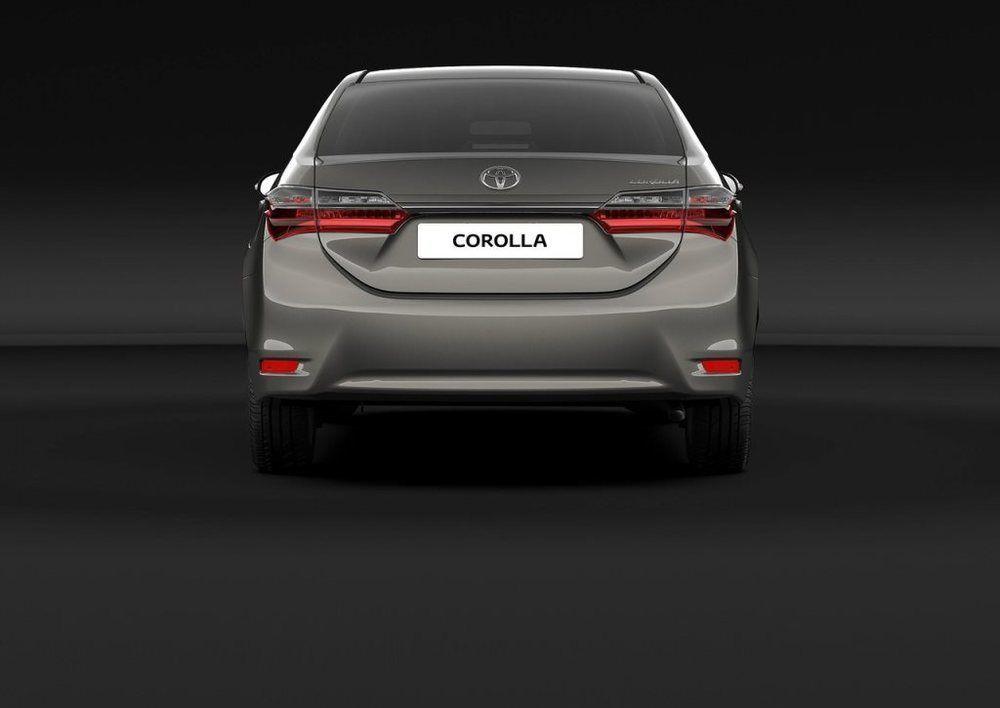 Toyota Corolla 2018 Rear