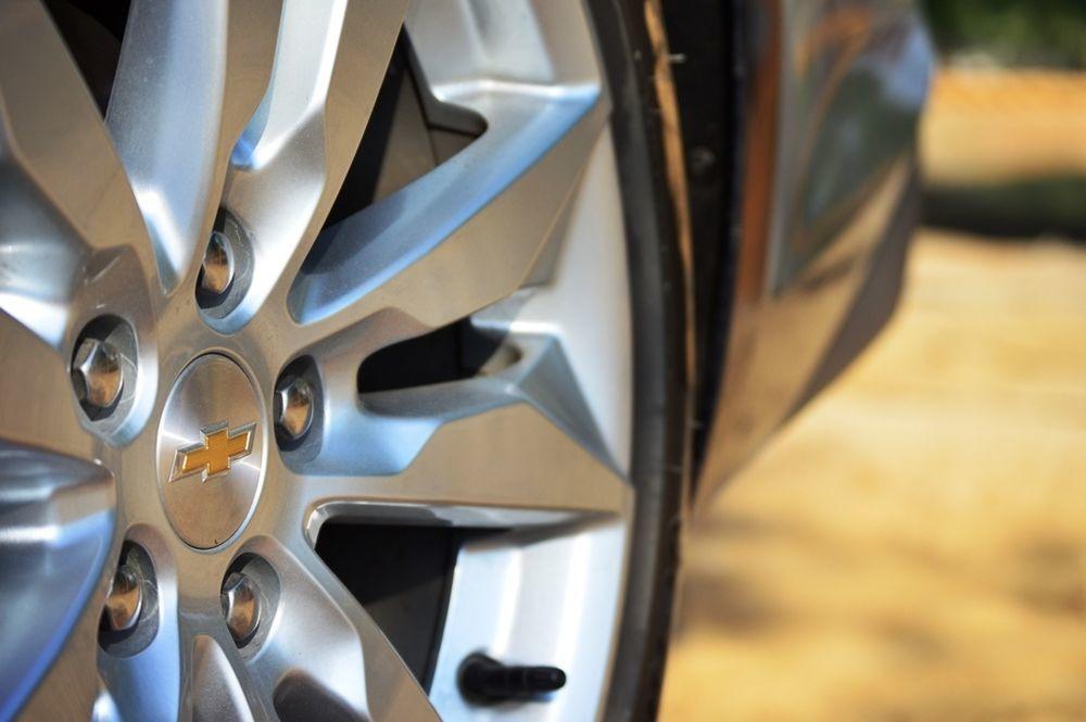 Chevrolet Malibu 2018 Wheels