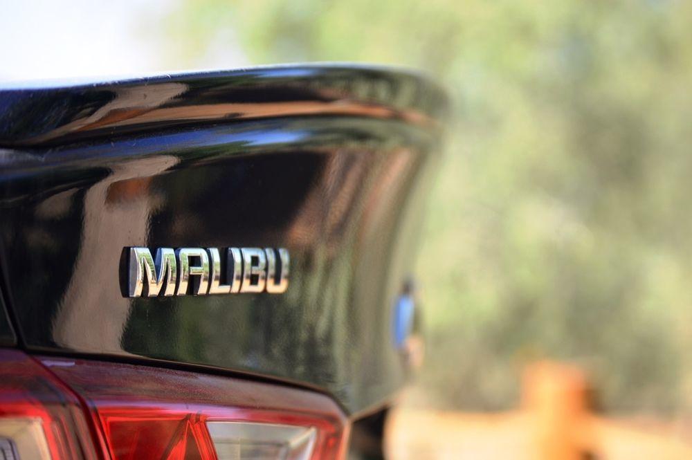 Chevroelt Malibu 2018 Rear
