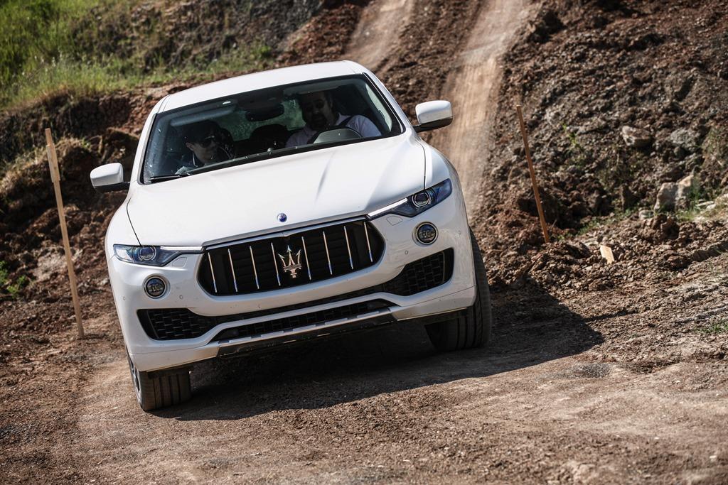 Maserati Levante S 2018 Review | Oman - YallaMotor