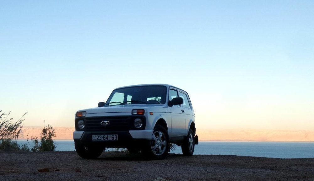 Lada 4x4 2017 Review