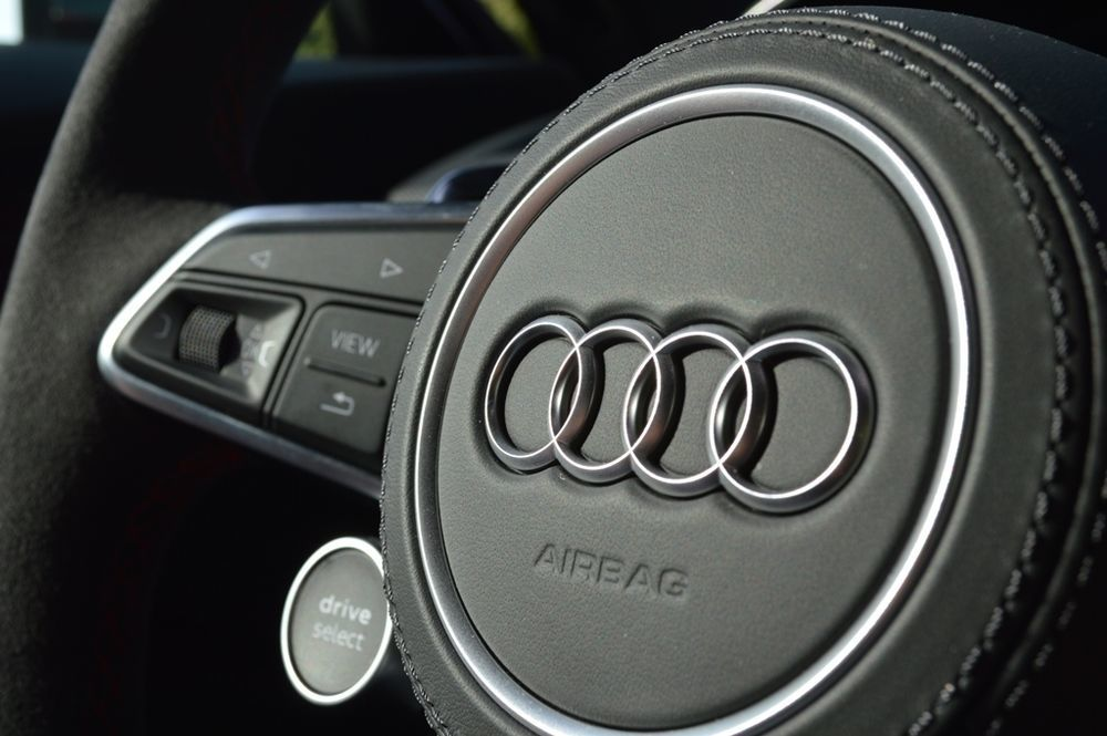 Audi TT RS 2018 Interior