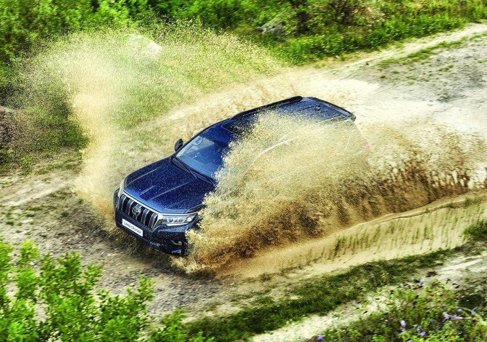 Toyota Land Cruiser 2018 Top