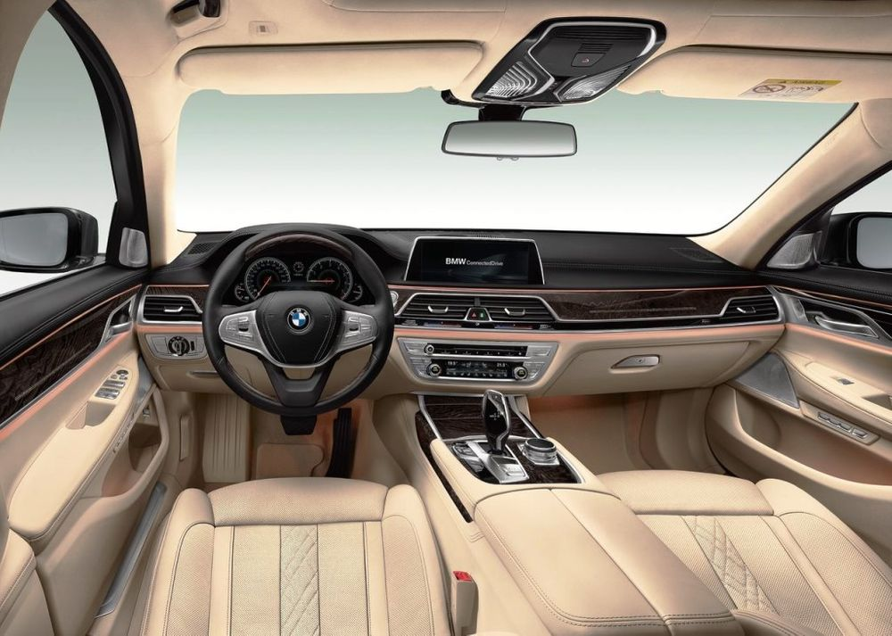 BMW 7 Series 2018 Interior