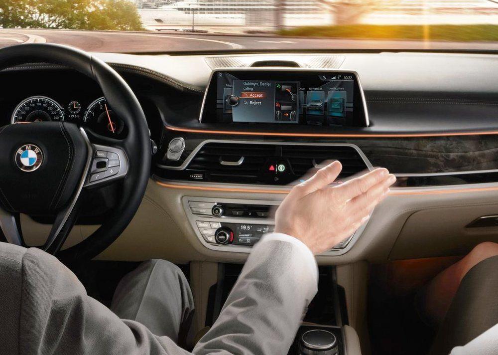 BMW 7 Series 2018 Interior - 2